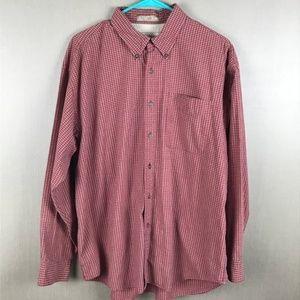 Haggar Generation Button Down Shirt Size XL